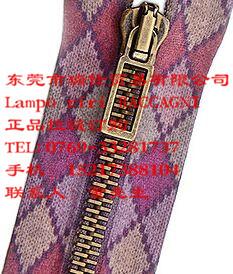 古銅色格紋布帶