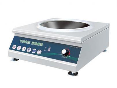 电磁台式凹面商用电磁炉
