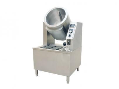 电磁自动炒菜机