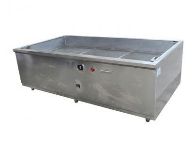 食品机械-油炸自动设备