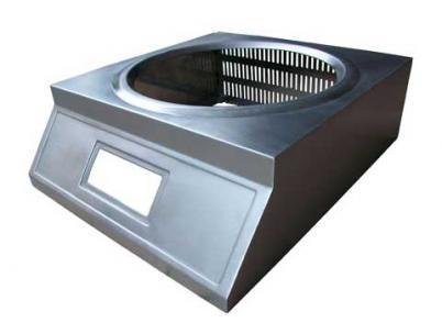 大功率电磁炉 台式凹面炉外壳