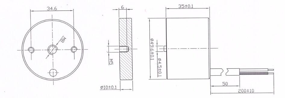 X5035外形图