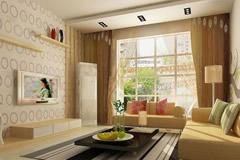 十几款不同的客厅背景墙设计