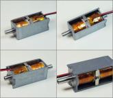 <b>雙保持式直動電磁鐵</b>