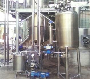 广东罗浮山某公司废水处理零排放