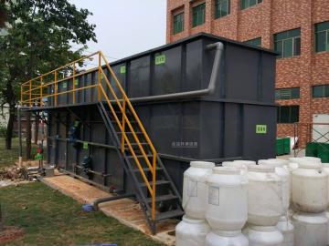 某饼干厂一体化处理污水设备