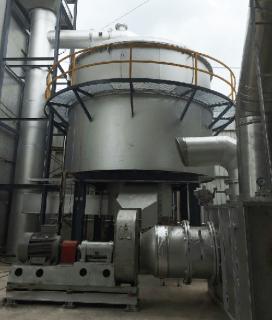 RTO蓄热式焚烧炉--澳洲RTO焚烧炉