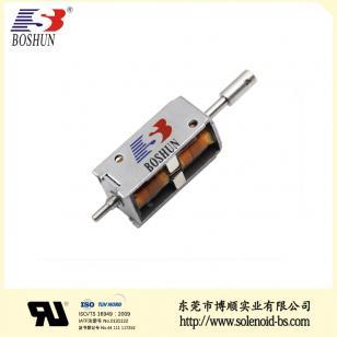 充電槍電磁鎖、新能源電磁鎖BS-K0734S-54