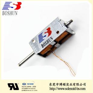 新能源充電槍電磁鎖BS-K0734S-24