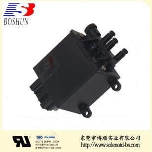 支撑气囊电磁阀工厂定制 BS-0616V-01-4