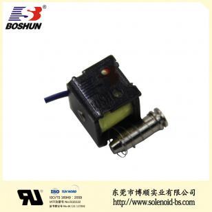 推拉电磁铁 BS-0616L-10