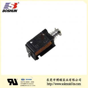推拉式电磁铁 BS-0630S-41