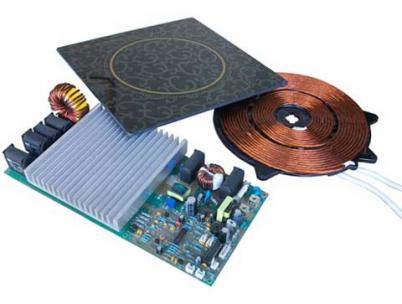 商用电磁炉台式煲仔机芯套件