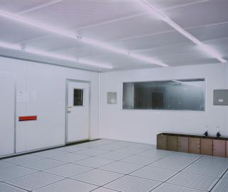 晶方半导体科技(苏州)有限公司净化车间