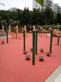 公园丙烯酸地坪