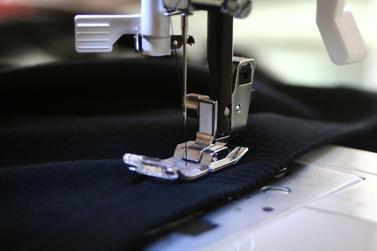 缝纫机电磁铁