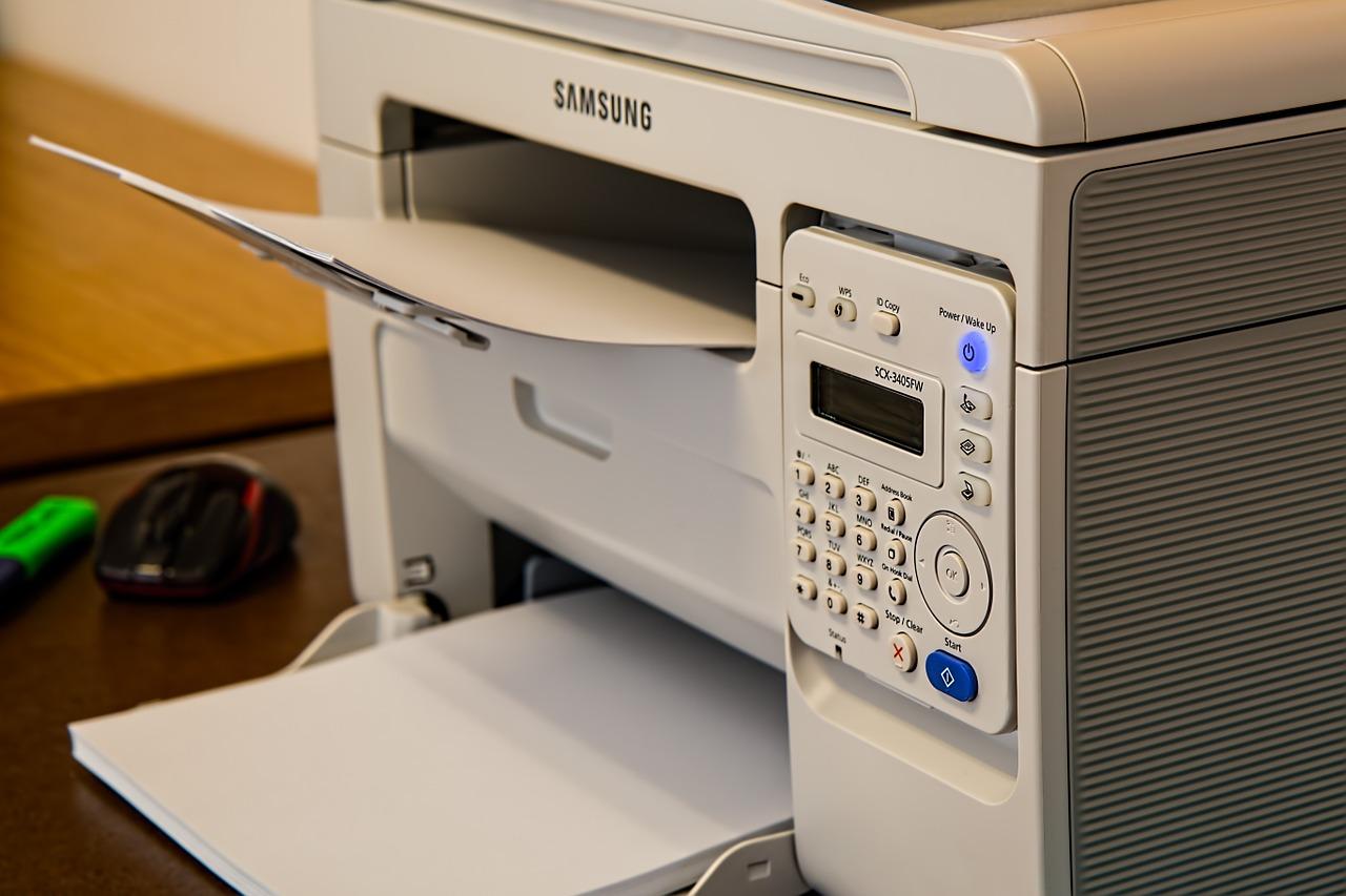 打印机设备电磁铁