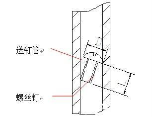 自动锁螺丝机原理