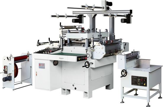 HA-350数控多功能单座模切机