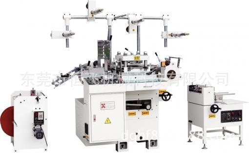 HA-220数控多功能单座模切机