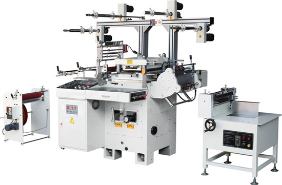 关于模切机的凸轮机构