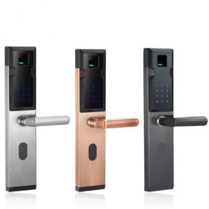 智能指纹锁帮你解决锁门问题
