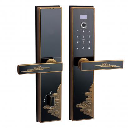 智能指纹密码锁常见的几种功能