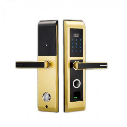 密码指纹锁的安全特点有哪些?